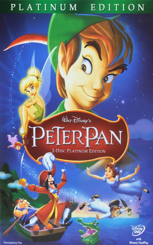 Crítica | Peter Pan [1953] – Host Geek