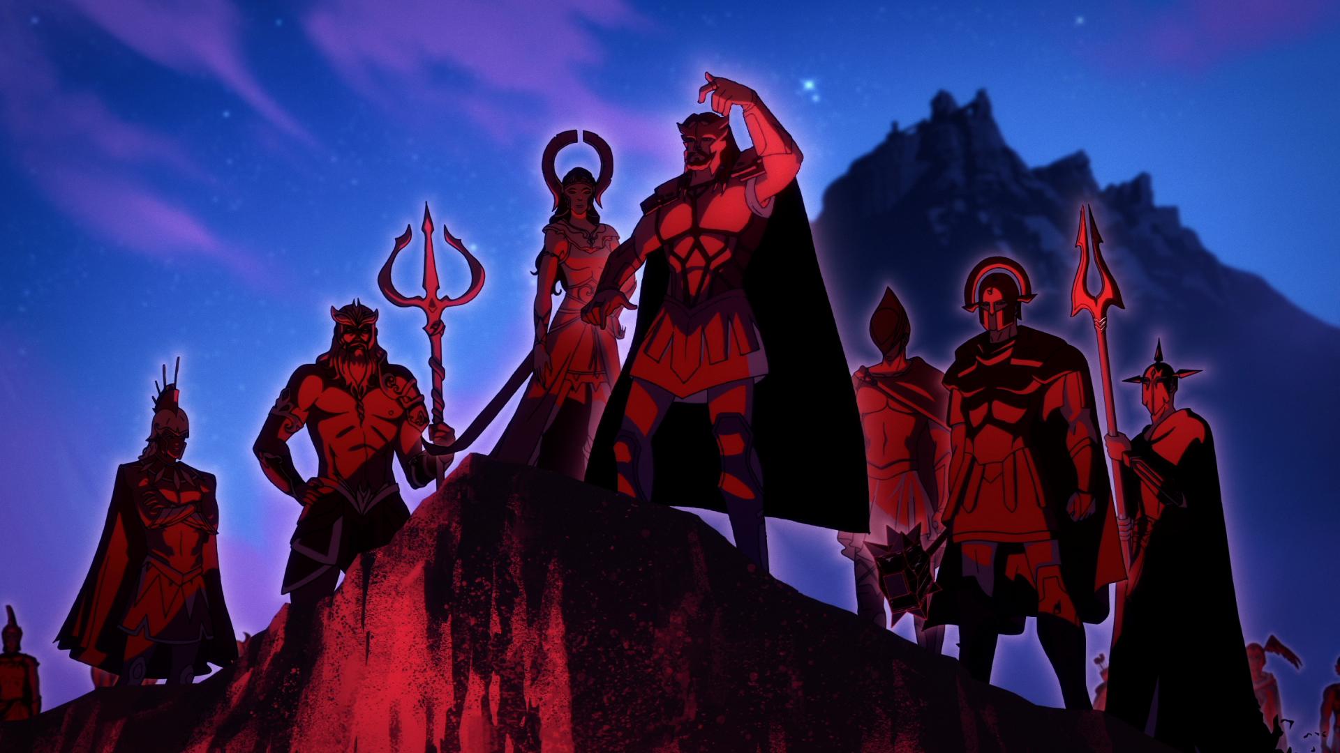 Review | Blood of Zeus [Season 1] – Host Geek